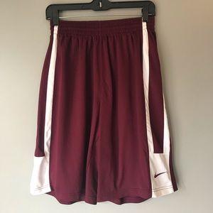 Nike athletic shorts size medium